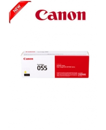 Mực in Canon 055 Yellow Toner Cartridge