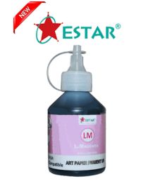 Mực dầu Estar Epson Light Magenta 100ml (EPU-LM0100M)