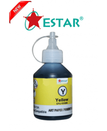 Mực dầu Estar Epson Yellow 100ml (EPU-Y0100M)