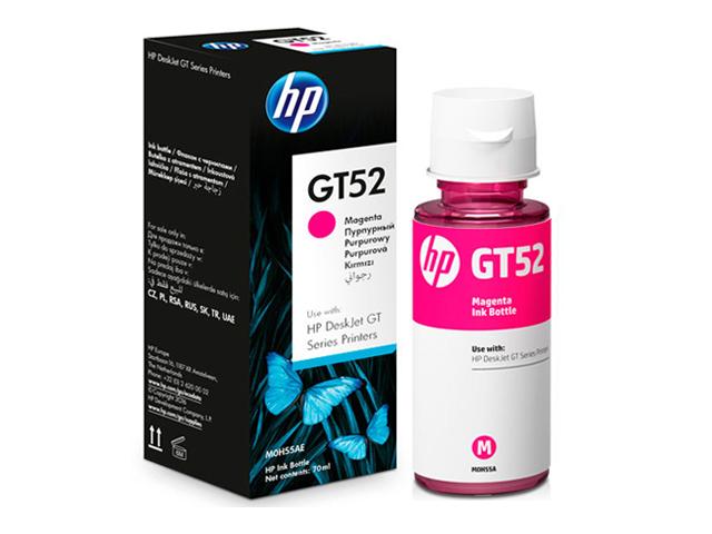 Mực in Phun màu HP GT52 Magenta (M0H55AA)